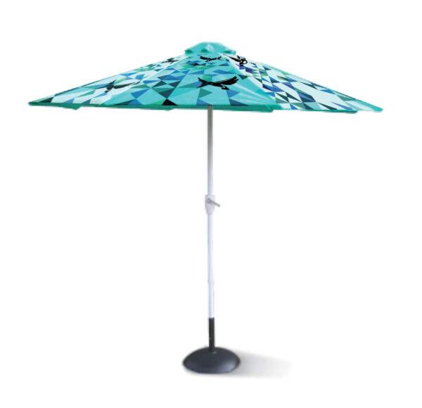 Parasol rund